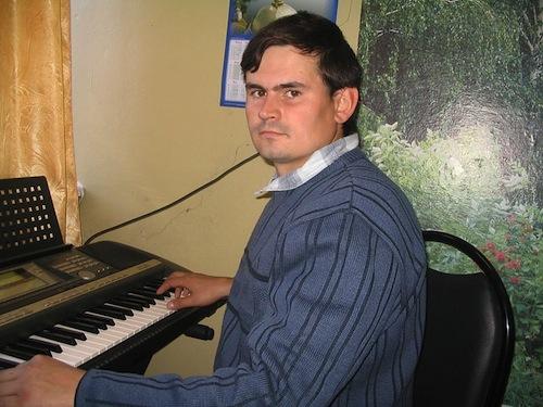 Сергей Владимирович Подлесный
