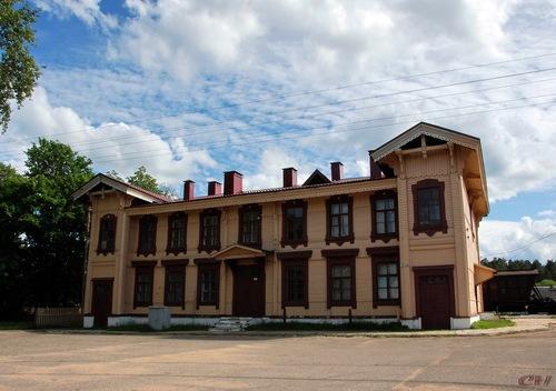 Максатихинский вокзал