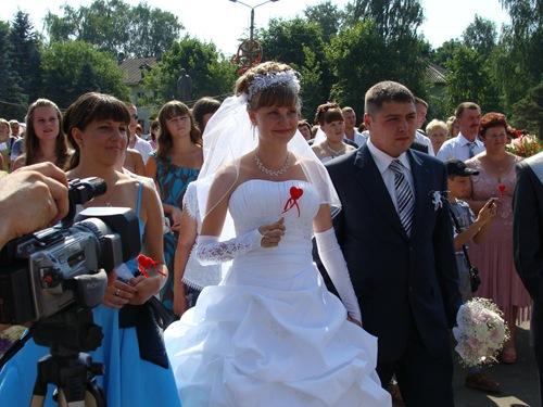 Свадьба в день Максатихинского района