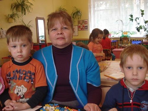 Воспитателем я мечтала стать с детства