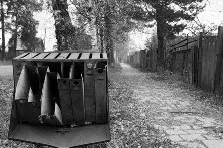 Почтовые ящики в Максатихе