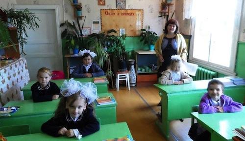 В Кистутовской средней общеобразовательной школе