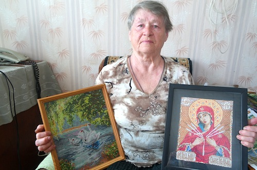 Алевтина Константиновна Макарова
