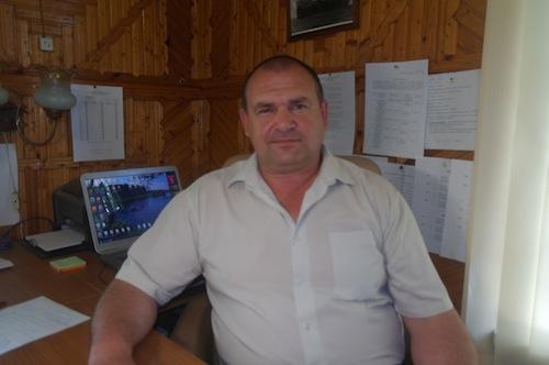 Александр Вячеславович Глушков, житель п. Малышево