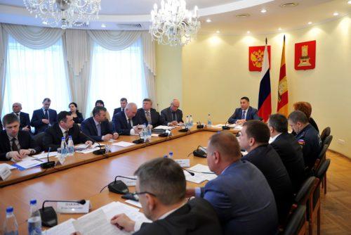 В Тверской области ведется круглосуточный мониторинг ситуации с половодьем