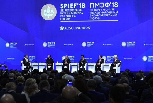 Игорь Руденя: Петербургский международный экономический форум показал, что другие государства уважают Россию