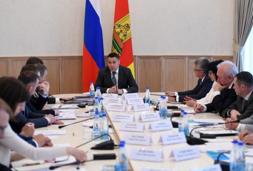 Игорь Руденя об итогах ПМЭФ: весь спектр внимания сводится к повышению эффективности, развитию региональной экономики